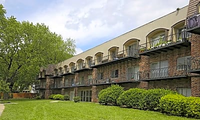 Building, Waldo Heights, 0