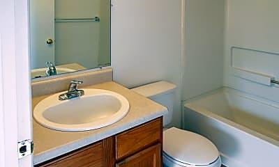 Bathroom, Cameron Creek, 2