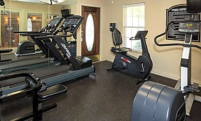 Fitness Weight Room, 2105 Cottonwood Club Dr, 1