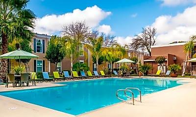 Pool, Cambridge House, 0