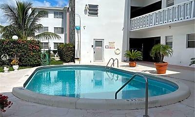 Pool, 721 Atlantic Shores Blvd 204, 0