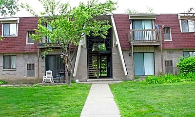 Building, Adams Lake Apartments and Townhomes, 1