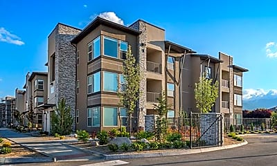Building, Sierra Vista Apartments, 1