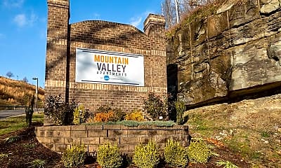 Community Signage, Mountain Valley Apartments, 0
