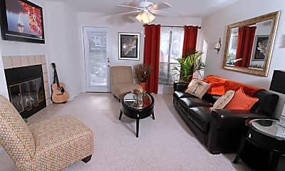 Living Room, Brampton Moors, 1