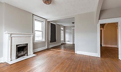 Living Room, 2301 Park Ave, 0