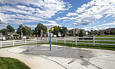 Recreation Area, The Willard at Preston Crossing, 2
