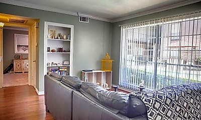 Living Room, 201 Emerson, 0