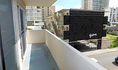 Patio / Deck, 2423 Cleghorn St, 2