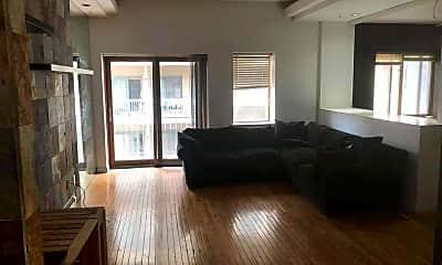 Bedroom, 42-31 Colden St 3C, 1