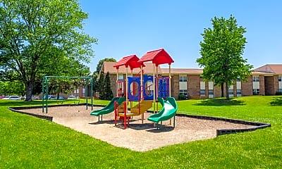 Playground, Autumn Springs, 2