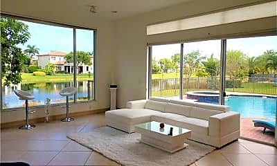 Living Room, 7849 NW 113th Way, 1
