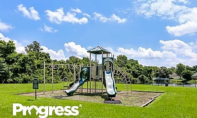 Playground, 8085 Le Havre Dr N, 2