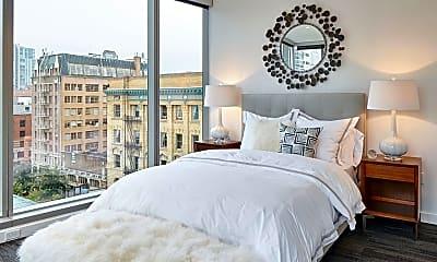 Bedroom, Park Avenue West, 2