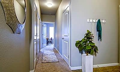 Foyer, Entryway, River Ridge Apartments, 1
