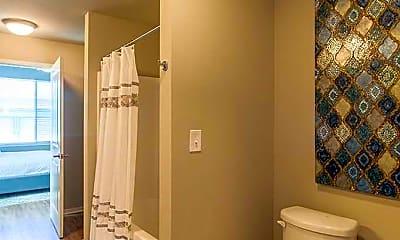 Bathroom, The Vue Luxury Apartment Homes, 2