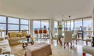 Living Room, 1000 W Island Blvd 2804, 0