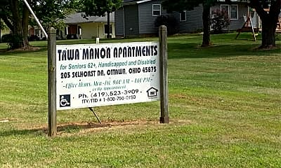 Tawa Manor Apartments, 1