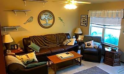 Living Room, 804 Glenstone Cir, 1