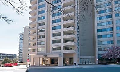 Building, 5500 Friendship Blvd 2416N, 1