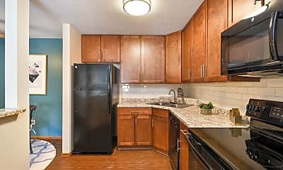 Kitchen, Minnetonka Hills Apartments, 0