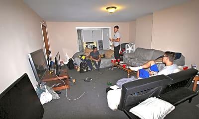 Living Room, 1122 White St, 2