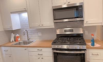 Kitchen, 57 Park Terrace, 1