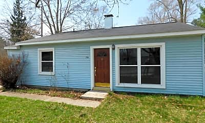 Building, 738 Bates St, 0