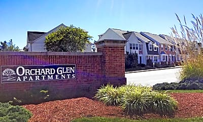 Building, Orchard Glen Apartments, 2