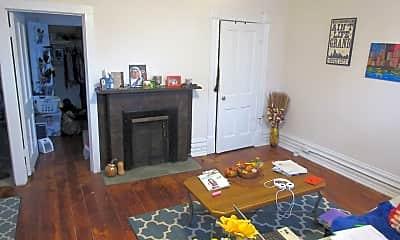 Living Room, 1445 Worthington St, 1