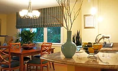 Dining Room, 1325 Pierce Street, 2