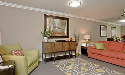 Living Room, Oak Creek, 1