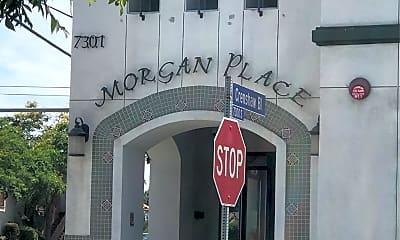 Morgan Place, 1