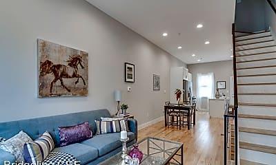 Living Room, 1436 N Corlies St, 0