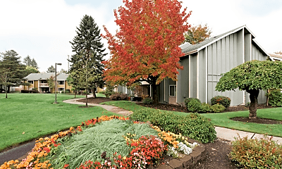 Building, Thunderbird Village, 0