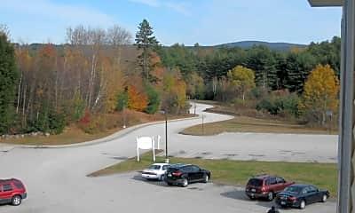 Building, Pine View Apartments, 1