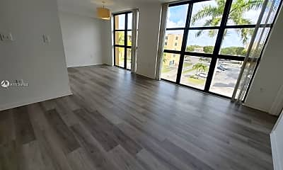 Living Room, 11790 SW 18th St 422-3, 1