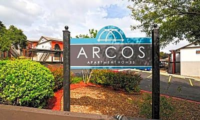 Community Signage, Arcos, 2