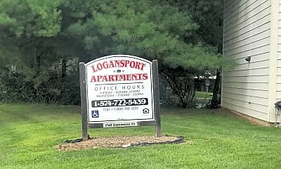 Logansport Apartments, 1