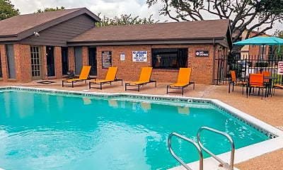 Pool, Chelsea Creek Apartments, 0