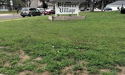 Pioneer Village Apartments, 1
