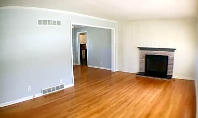 Living Room, 5810 W 78th Terrace, 1
