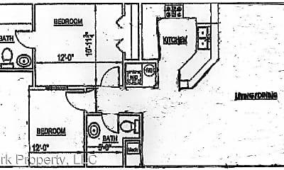 Building, 520 E Main St, 1