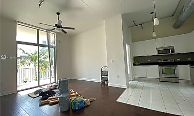 Living Room, 2100 Van Buren St 320, 1