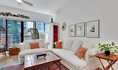 Living Room, 154 W 15th St, 0