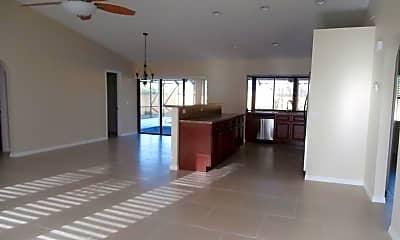 Living Room, 1010 SW Del Rio Blvd, 1