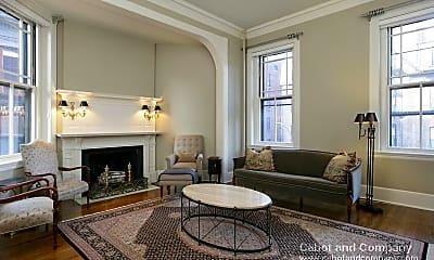 Living Room, 135 Marlborough St, 0