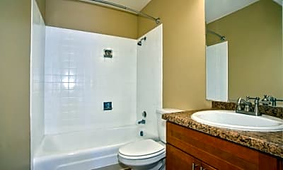 Bathroom, Remy, 2
