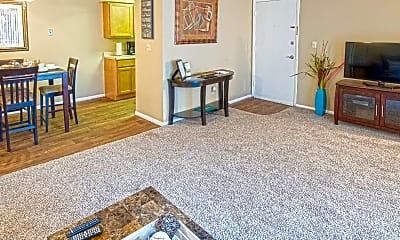 Living Room, Brandywine Crossing, 1