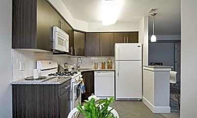 Kitchen, Rock Hill Court Apartments, 0